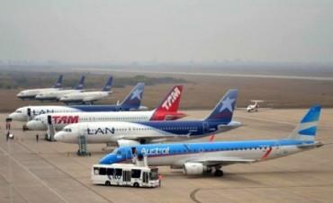 Habilitaron el Aeropuerto de Córdoba luego de la niebla