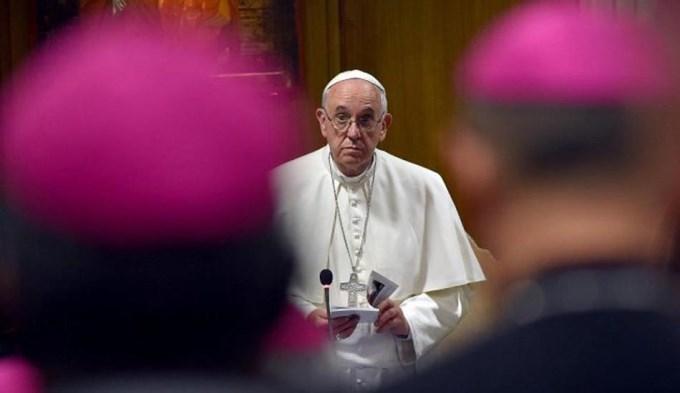 Un hombre quiso llegar hasta el Papa con su auto