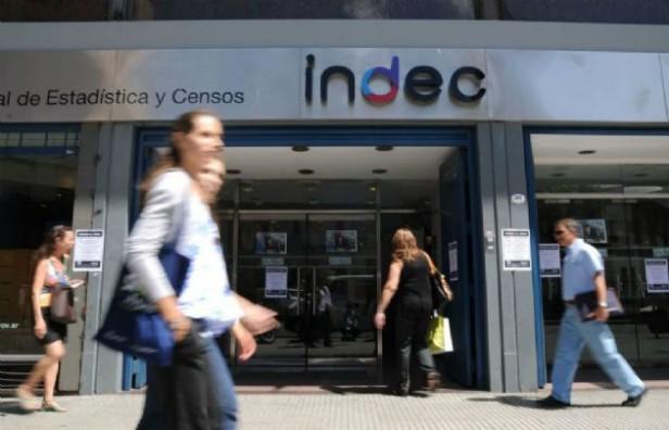 Según el Indec la inflación de agosto fue del 1,4%,
