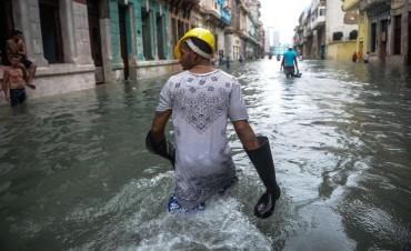 Los cayos del Norte y La Habana, los más dañados en Cuba