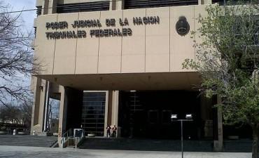 Tribunales Federales. Un robo muy sospechoso