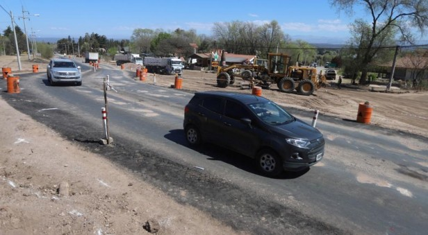 Prolongarían la autovía desde Alta Gracia hasta Anisacate