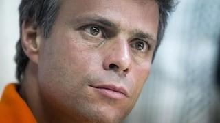Leopoldo López negó haber participado en reuniones para negociar el diálogo en Venezuela
