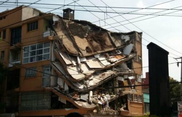 Más de 200 muertos por el devastador terremoto en México