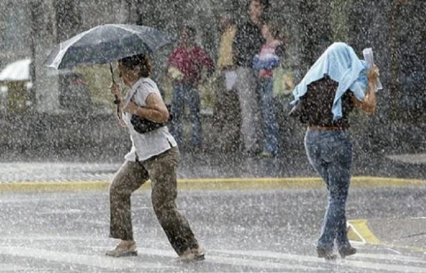 Rige alerta por tormentas fuertes en Córdoba