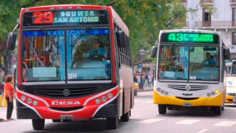 Cómo afectará al transporte el paro en Córdoba