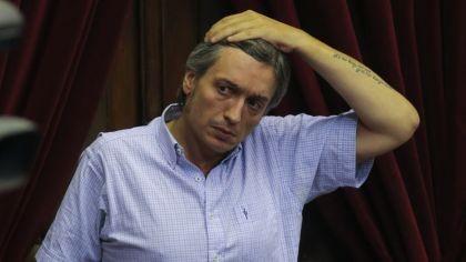 Máximo Kirchner declaró 94 millones de pesos y dice que la mitad son herencia familiar