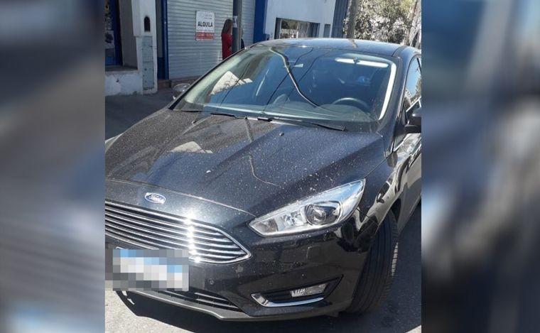 Cayó el primer Uber en un control en Córdoba