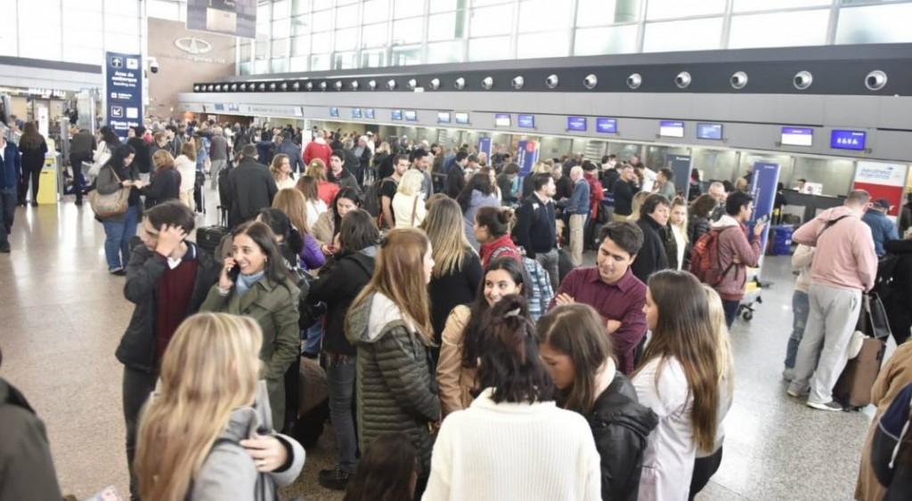 El número de pasajeros en el Aeropuerto de Córdoba aumentó 117% desde 2015