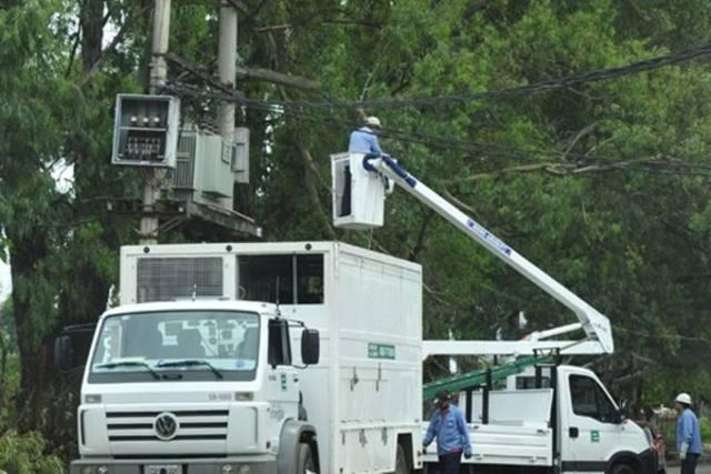 Se normalizó el servicio de energía en las Sierras Chicas