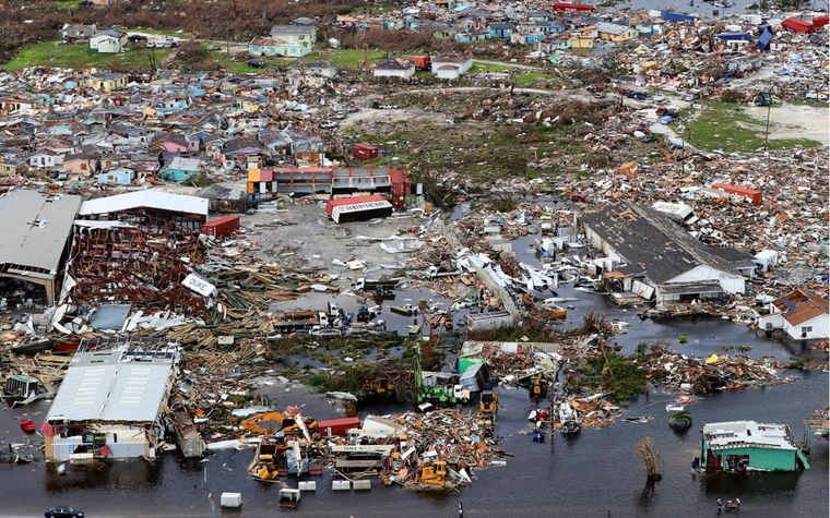 Otra tormenta amenaza a Bahamas donde hay 1300 desaparecidos