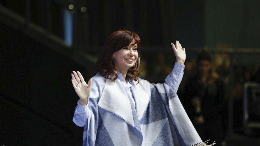 Cristina Kirchner llegó de Cuba y el sábado estará en La Matanza