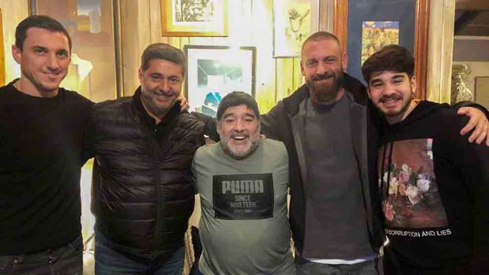 Gimnasia reactivó el plan Maradona