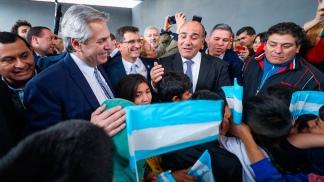 Manzur reiteró que no integrará el Gabinete si Alberto Fernández es elegido presidente
