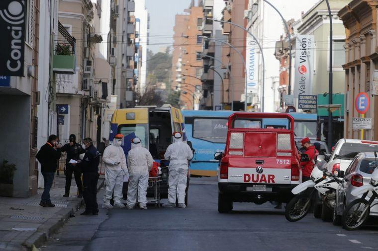 Peor día de coronavirus en Córdoba: 11 muertos y 1.431 casos. Villa Allende 13 infectados más
