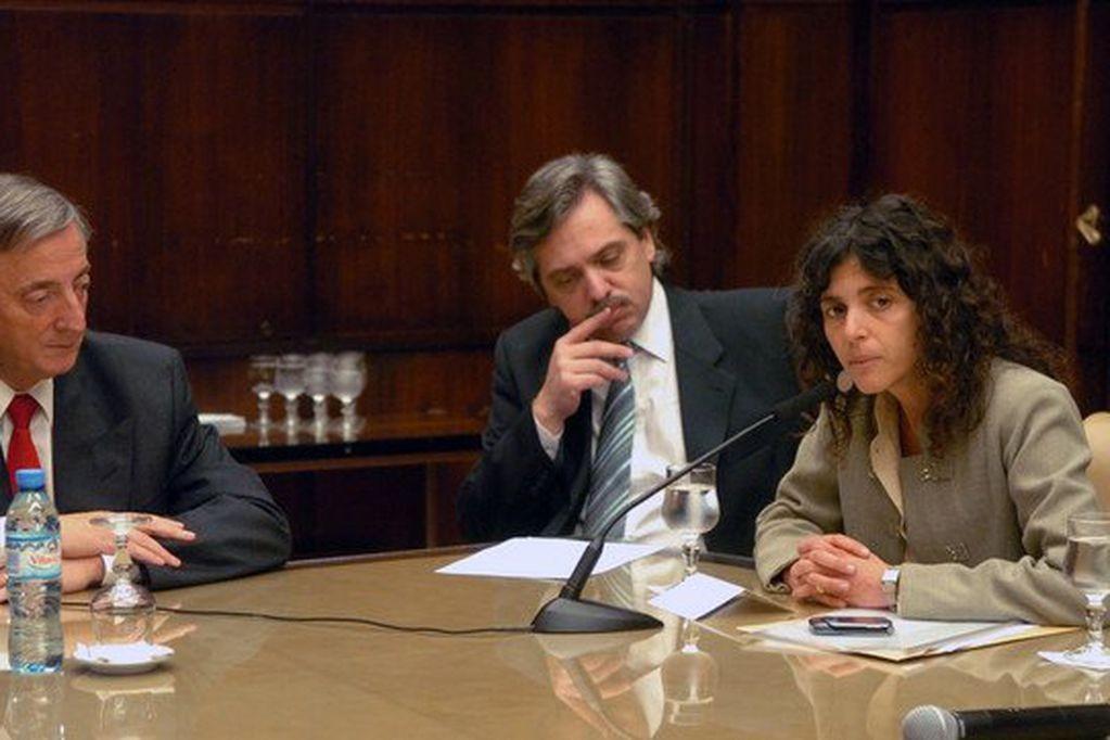 Corrupción Kirchnerista. Condenaron a 3 años de cárcel en suspenso a Romina Picolotti