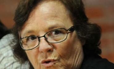 Falleció Stella Maldonado, titular de Ctera