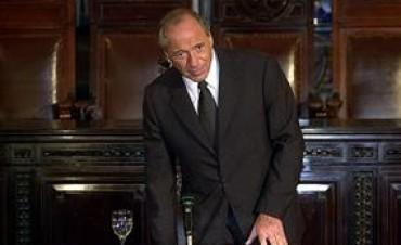 Raúl Zaffaroni ratificó su renuncia a la Corte Suprema: