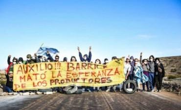 Hay 23 detenidos por desalojo de bloqueo a la mina Veladero