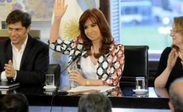 Cristina volvió a la campaña: Vamos a ir al balotaje