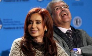 Revés judicial para Cristina y De Vido en la causa por fraude en obra pública