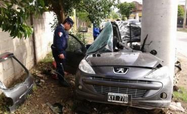 Dos muertos y detenidos por picadas en barrio Las Magdalenas