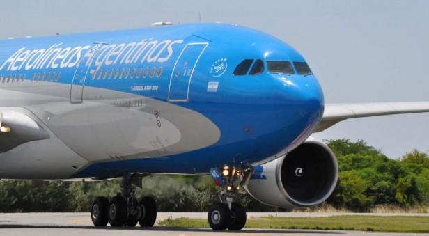 Aerolíneas Argentinas deja de volar hacia Venezuela
