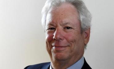 Nobel de Economía para el estadounidense Richard Thaler
