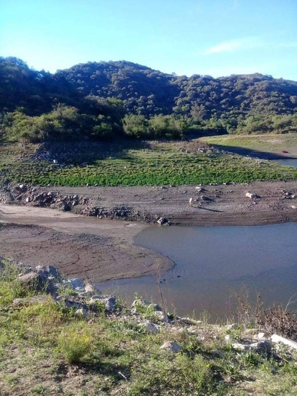 Cortes de suministro agua por bajo nivel en La Quebrada