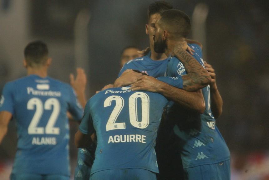 Belgrano empató 1-1 con Banfield por la Superliga en el Gigante de Alberdi
