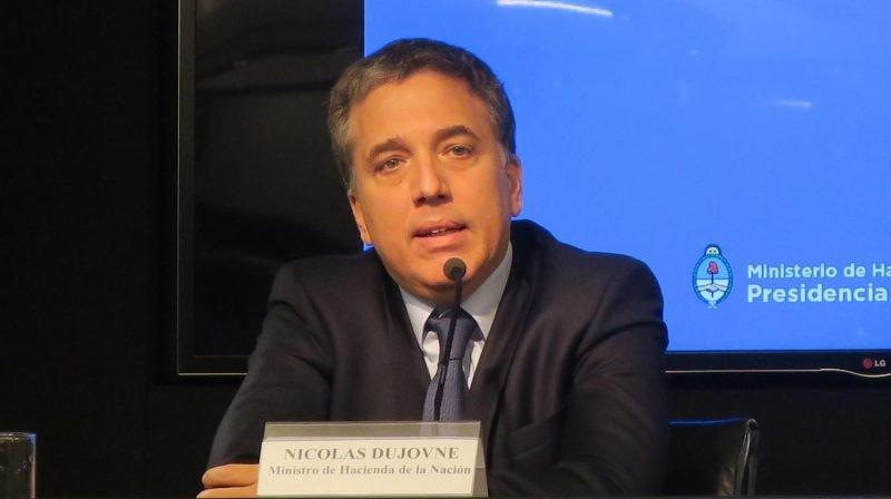 Nicolás Dujovne se presentará ante el Senado para defender el Presupuesto 2019