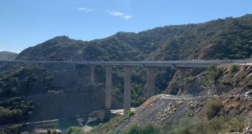 Inauguran una nueva alternativa de viaje a Traslasierra
