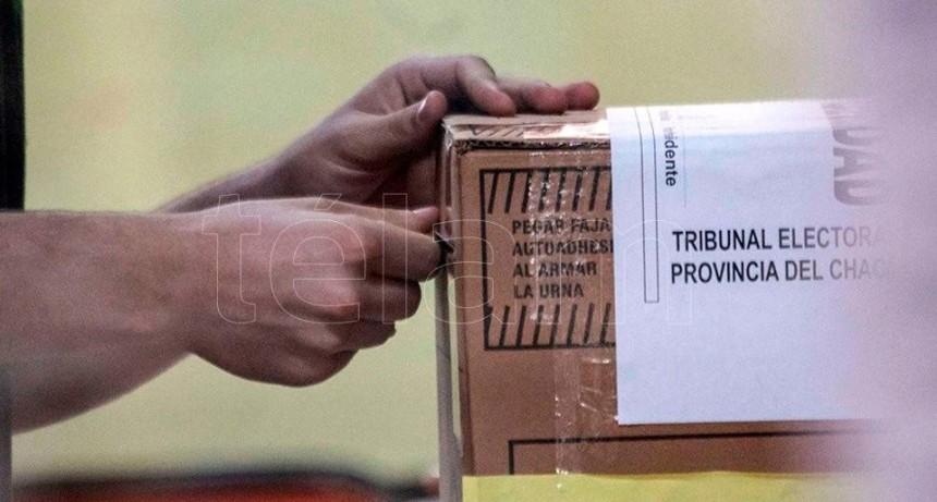 La participación en las elecciones de Chaco