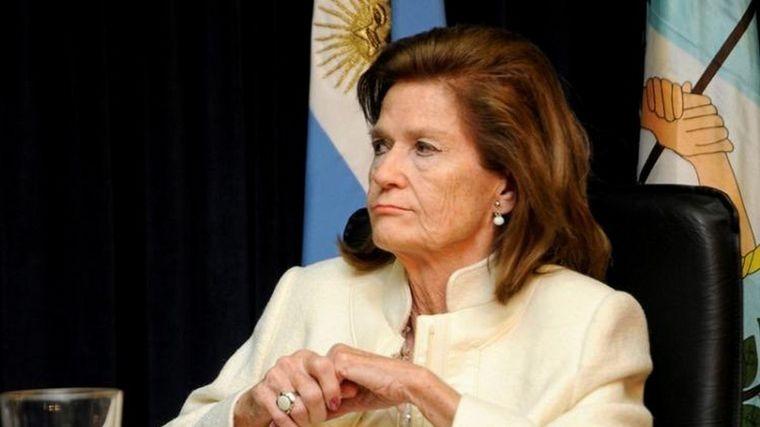 Elena Highton presentó su renuncia a la Corte Suprema