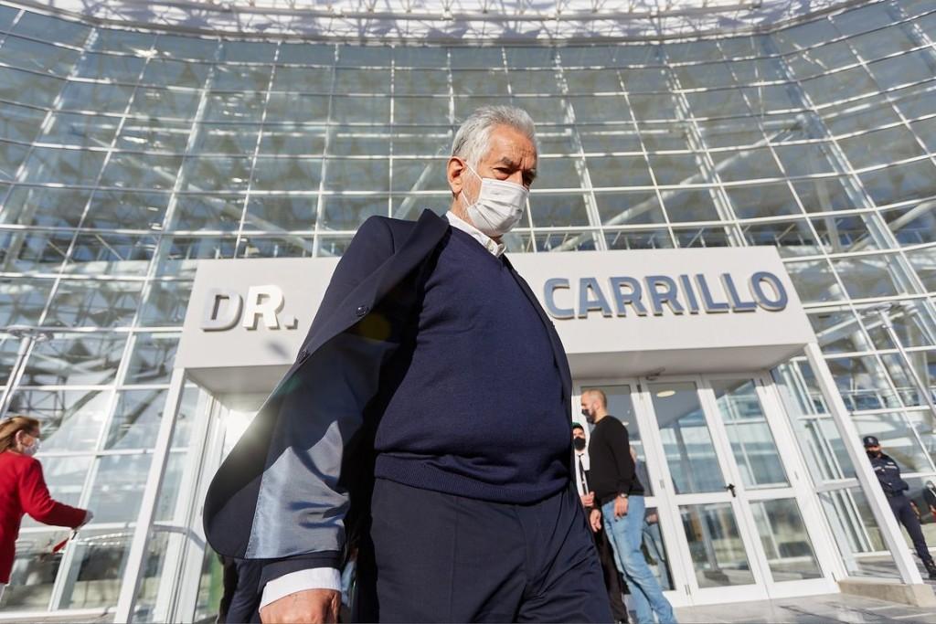Fallo contra el clientelismo. Prohíben a Rodríguez Saá repartir dinero, créditos y planes en campaña