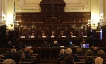 La Corte Suprema rechazó el pedido opositor para suspender la aplicación de la Ley de Medios