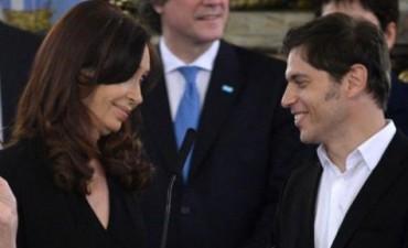 Con nuevo equipo, Cristina ratificó el modelo económico