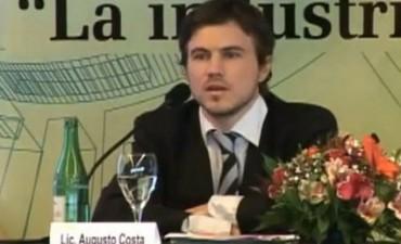 Augusto Costa sería el nuevo secretario de Comercio Interior