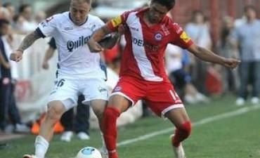 Argentinos y Quilmes empataron 1 a 1 en la Paternal