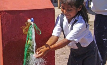 El gobierno Nacional y popular quiere eliminar el acceso al agua potable como un derecho humano- Ke Tal?.