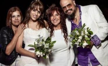 La extraña boda de Victoria Donda y Pablo Marchetti