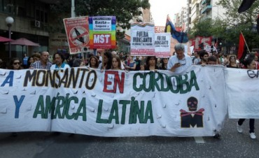 Activistas vuelven a marchar por Monsanto tras los cruces