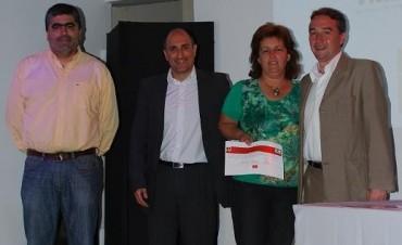 Entrega de Certificados Cursos 2013 Oficina de Empleo.