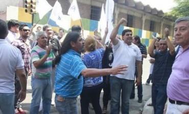 Liberaron a los delegados detenidos por agresión al SEP