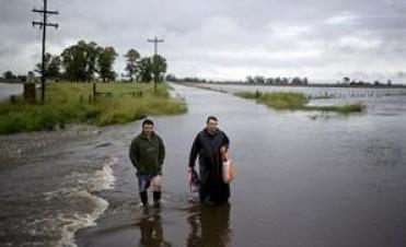 Temporal en Buenos Aires: todavía hay 3000 evacuados