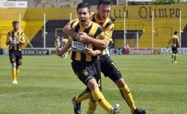Olimpo le ganó a Quilmes y logró salir del último lugar