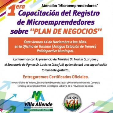 Jornada Taller para Microemprendedoras