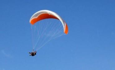 Un hombre murió al caer con su parapente en San Luis