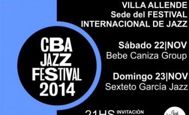 Festival Internacional de Jazz en la ciudad