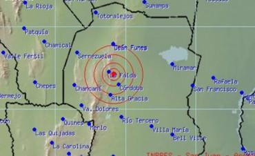 Fuerte temblor se sintió en toda la región